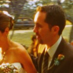 8mm wedding video