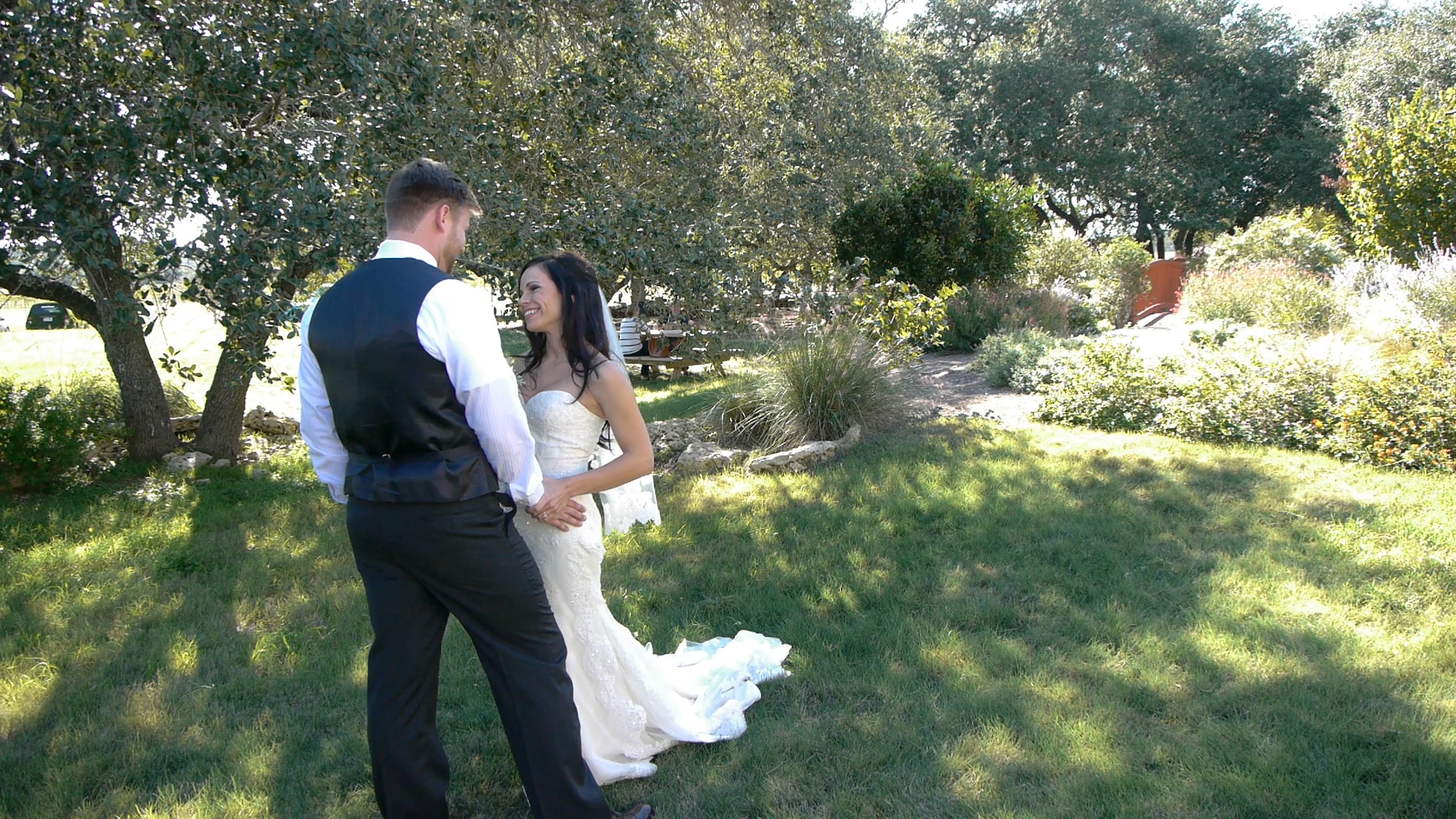 Austin HD & Super 8 Wedding Videography