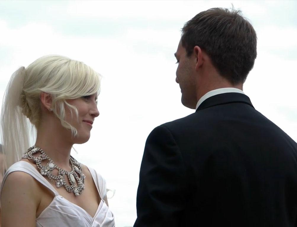Press: Sarah & Zach's One World Theatre Wedding + Kaci & Tad on Green Wedding Shoes