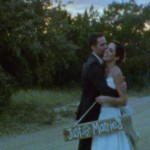 super 8 wedding videographer