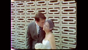 Quirky Super 8mm Dallas Wedding Film