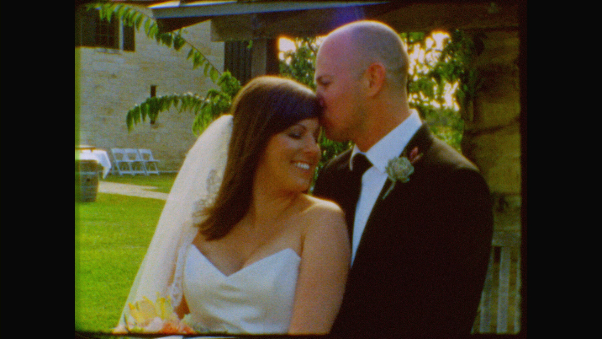 Becker Vineyards Super 8 Wedding Film