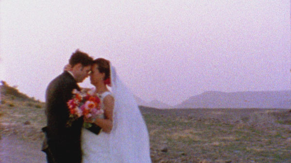 Style Me Pretty Marfa Super 8 Wedding Film