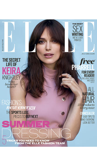ELLE UK Marfa TX July 2014