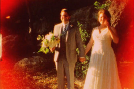Rocky River Ranch Wedding: Courtney & Mark's Super 8mm Wedding Trailer